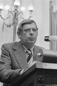 Klaas Beuker (foto: Fotocollectie Nationaal Archief/Anefo/Bert Verhoeff).