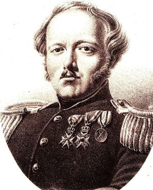 Edmond Willem van Dam van Isselt (bron: P.H.K. van Schendel, De Militaire Willemsorde).