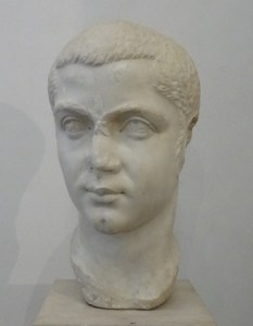 Bust of Gordianus III (Museo Nazionale Romano).
