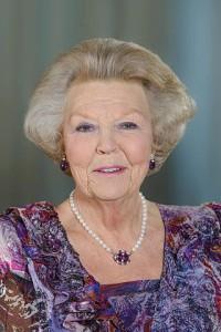 Koningin, inmiddels prinses Beatrix (foto: RVD Koninklijk Huis).