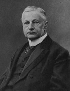 Alexander Frederik de Savornin Lohman (bron: Fotoarchief Eerste Kamer).