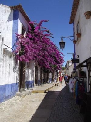 The Rua Direita.