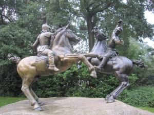 Monument voor de slag van Lekkerbeetje.