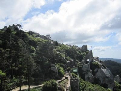 Castelo dos Mouros.