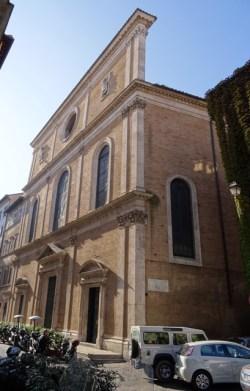 The Santa Maria dell'Anima.
