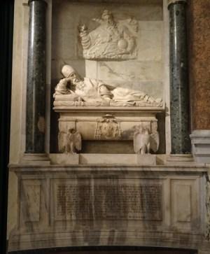 Tomb of Willem van Enckevoirt.