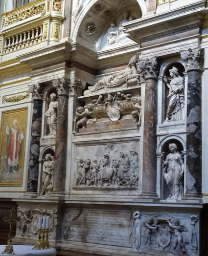 Tomb of Pope Adrianus VI.