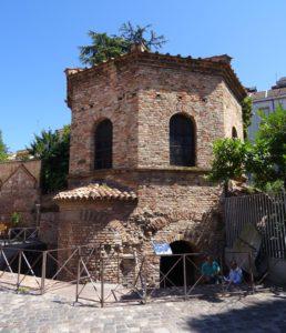 Arian Baptistery.