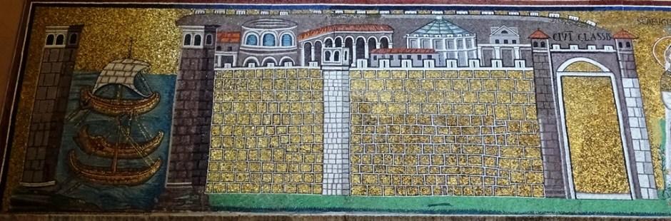Mosaic of Classe.