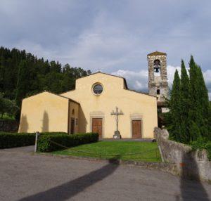 Pieve di San Leolino.