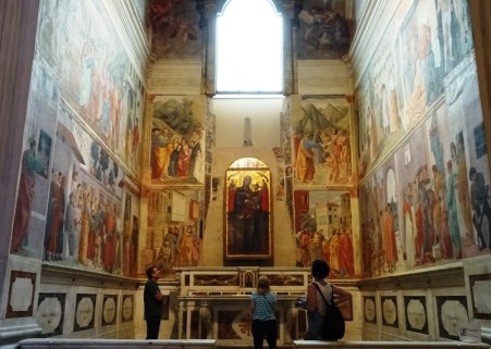 The Brancacci Chapel.