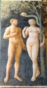 Brancaccikapel - Masolino, Masaccio, Lippi6