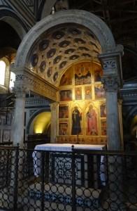 Chapel of the Crucifix.