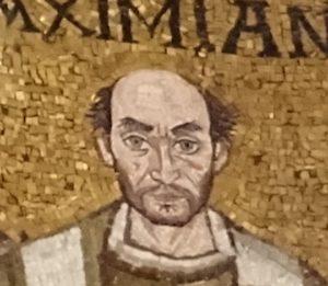 Bishop Maximianus.