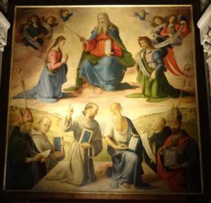 Immaculate Conception by Piero di Cosimo.