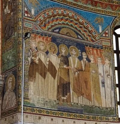 'Privilegia' mosaic.