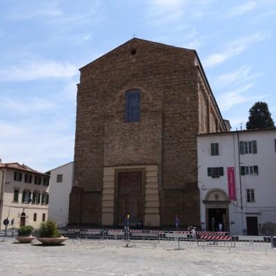 The Santa Maria del Carmine.