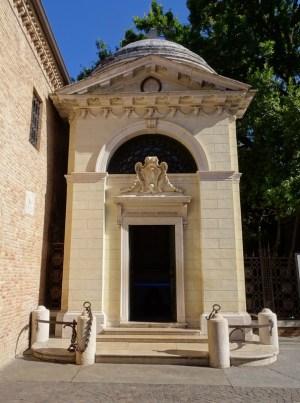 Dante's Tomb.