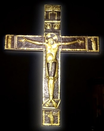 Aribert's cross.