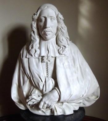 Buste van Johan de Witt (Eerste Kamer, Den Haag).