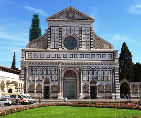 The Santa Maria Novella.