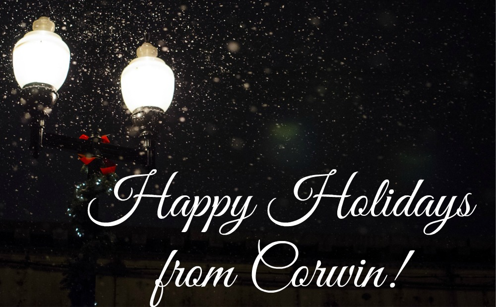 Happy Holidays from Corwin