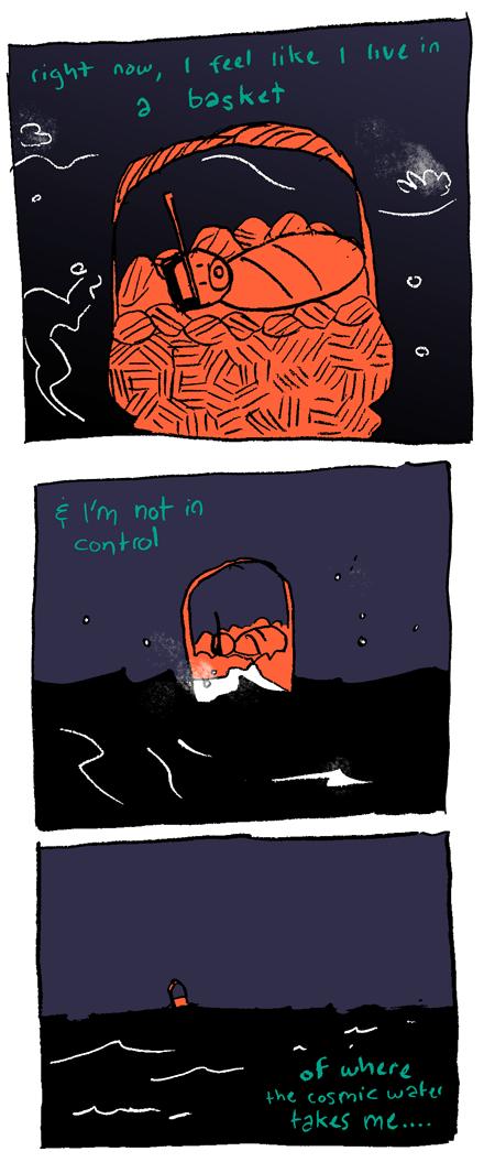 73 – Adrift