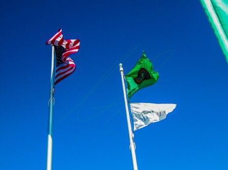 Cory-Castillon-Sequim-Flags