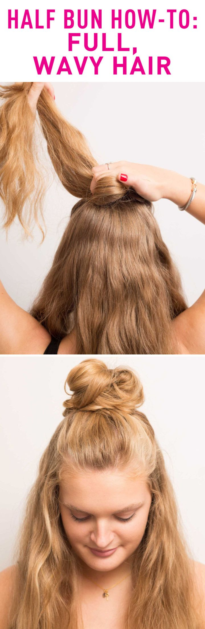 Pigtail bun tutorial image collections any tutorial examples new cute bun hairstyles hairstyle ideas half bun hairstyles tutorial with s baditri image collections baditri Gallery