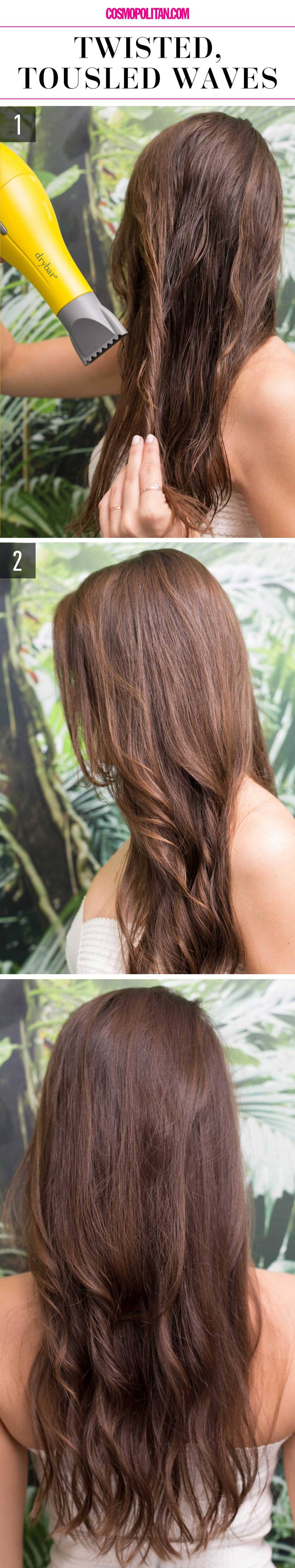 Twisted, Tousled Waves