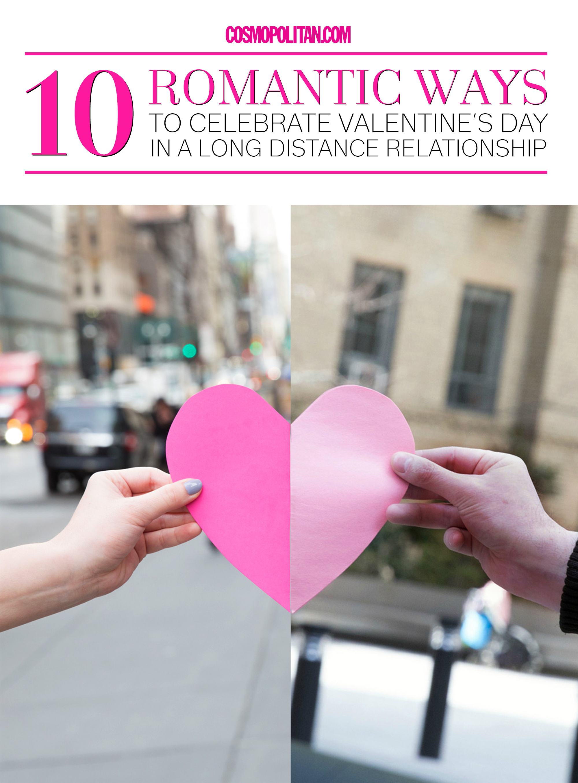 Valentines Day For Long Distance Couples Tips For Long