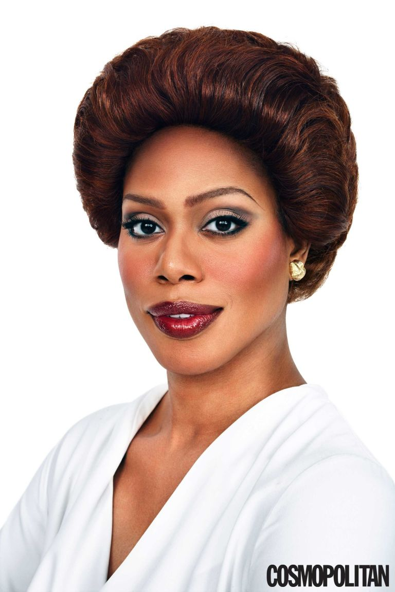 laverne cox as tracey africa