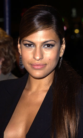 Eva Mendes Hair And Makeup Photos Pictures Of Eva Mendes
