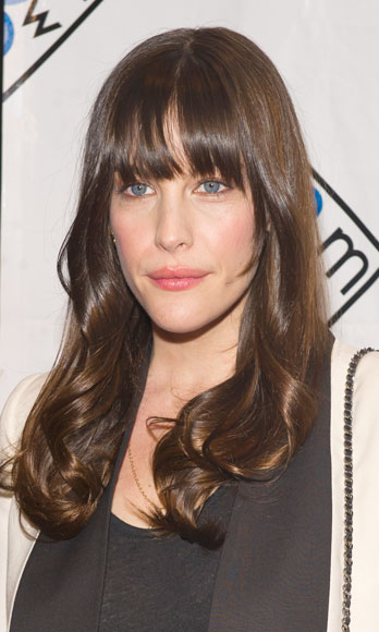 Hairstyles For Long Faces Celebrity Women Long Face