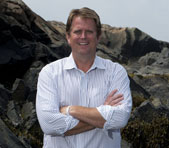 July 15, 2014 - Geoff Trussell is Professor and Chair of the Marine and Environmental Sciences Department (MES) at the Northeastern University Marine Science Center in Nahant, MA.