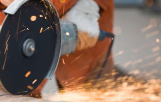 Portable Abrasive Wheel Safety Training Free Poster