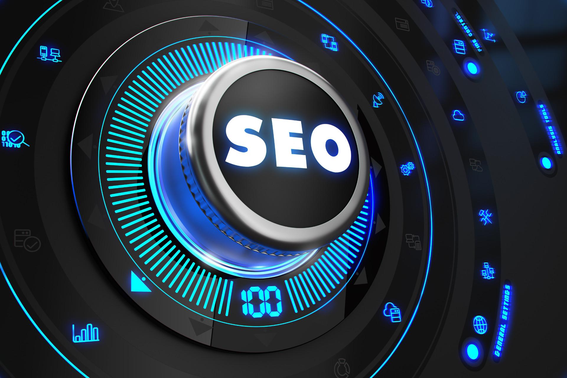SEO dial website optimization