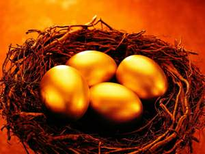 Las gallinas de los huevos de oro no existen, pero... ¿podemos crearlas? Sí. Aquí explicamos cómo. Luego dependerá de cada uno dar con su propia gallina de los huevos de oro.