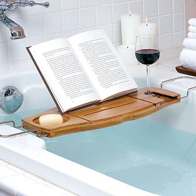 atril bañera