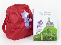 """Pack """"Lila y el fantasma de la colina"""" + mochila"""