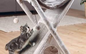 Torre para gato para plegar y guardar Miguel de Trixie 1