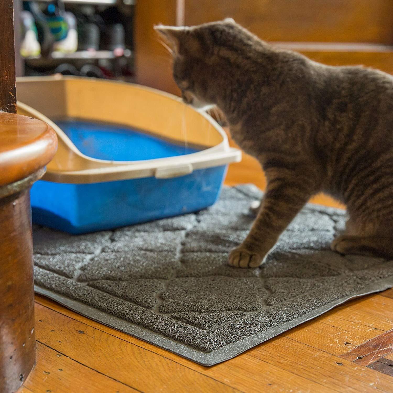 Higiénica alfombra para gatos de Easyology