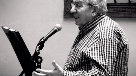 """Isidro Martín """"el juglar de Telares"""""""
