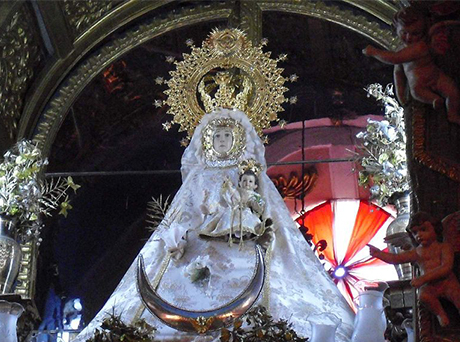 Virgen del Cubillo