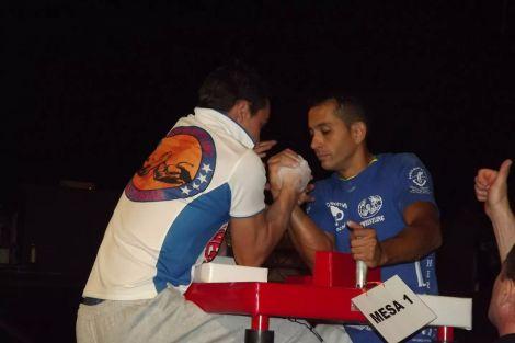 Marino vs Adrian de Asturias. Semifinal