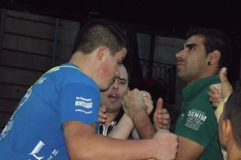 Sergio Quiros vs Campeon Zamorano