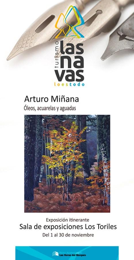EXPOSICIÓN ARTURO MIÑANA