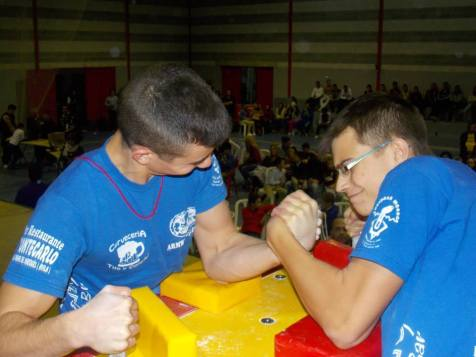 Impresionante pulso que gana Gabriel con Jorge