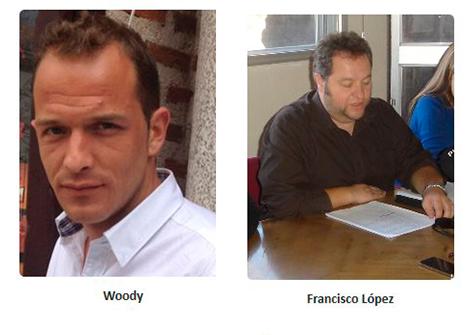 Woody y Francisco López