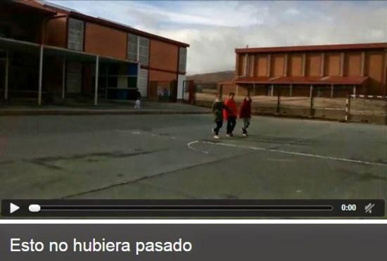 ESTO NO HUBIERA PASADO